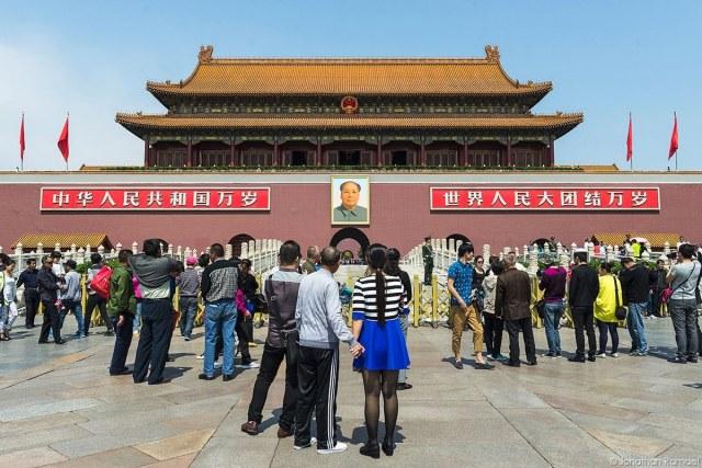 Beijing – Tiananmen-9