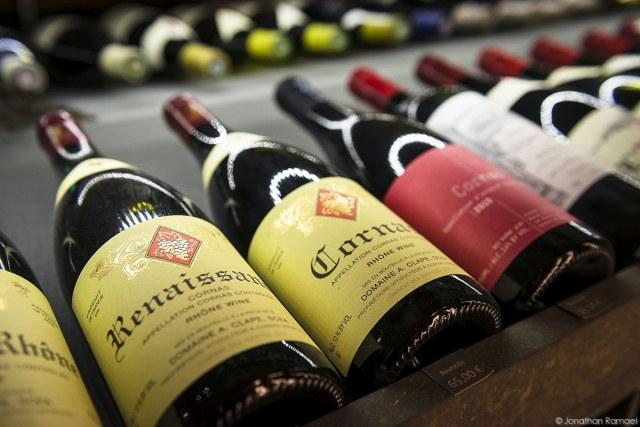 Le Cave de Sergio – Wijnwinkel vd Sommelier van Restaurant Bras