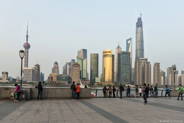Shanghai – Bund