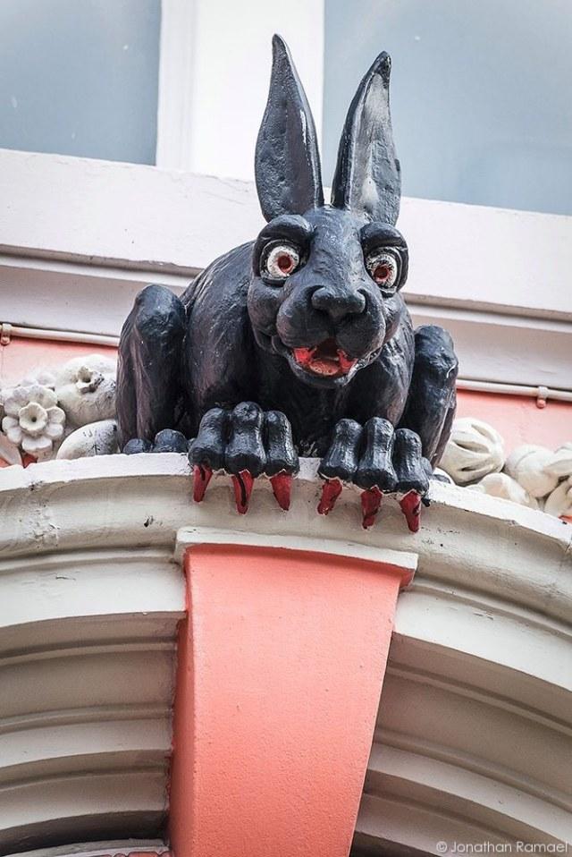 The illustrous Vampire Rabbit