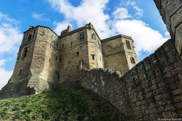 Warkworth Castle (2)