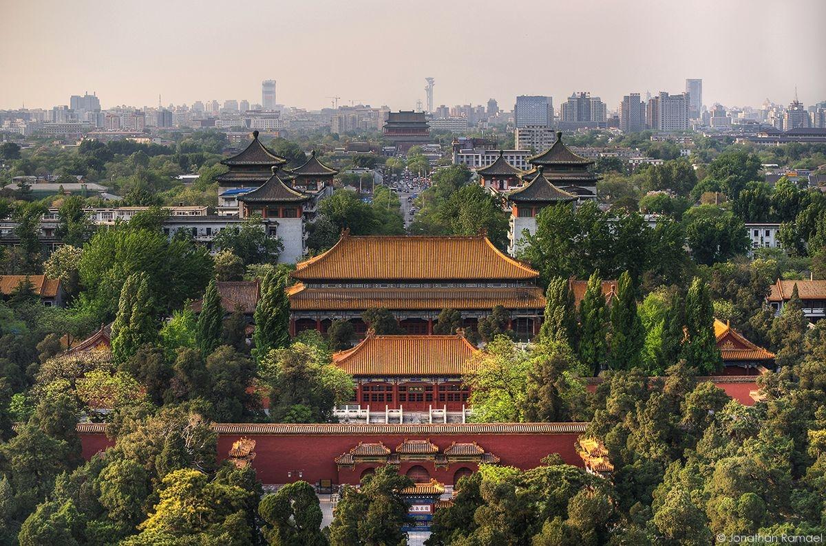 klein Beijing – Jingshan Park