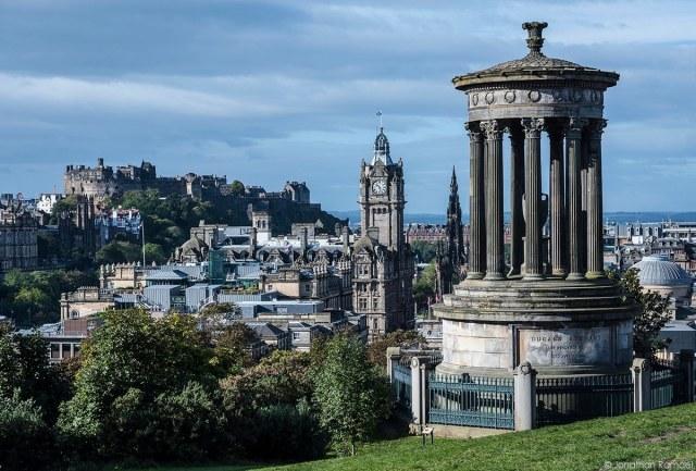 Edinburgh – Calton Hill